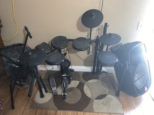 Electric drumset for Sale in San Jose, CA
