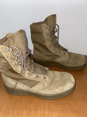 Rocky Entry Level Hot Weather Military Boots Size 7.5R for Sale in Arlington, VA