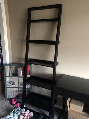 Crate and Barrel Ladder Shelf for Sale in Vancouver, WA