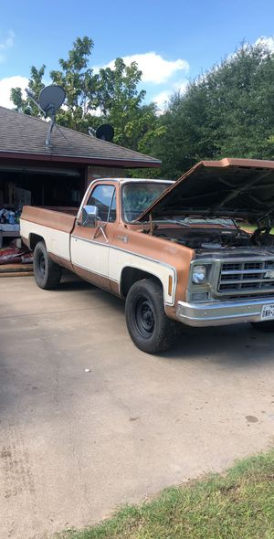Chevy truck for Sale in Seagoville, TX