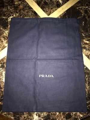 Prada dust bag for Sale in San Diego, CA