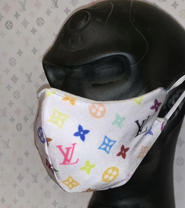 Double layer mask protective Cotton