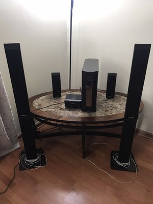 Panasonic wireless sound speaker for Sale in South Brunswick Township, NJ