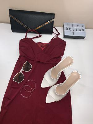 Wine cross dress for Sale in Manassas, VA