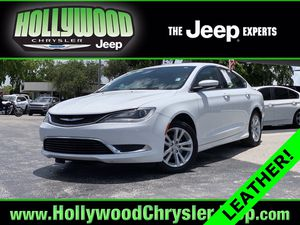 2015 Chrysler 200 for Sale in Hollywood, FL