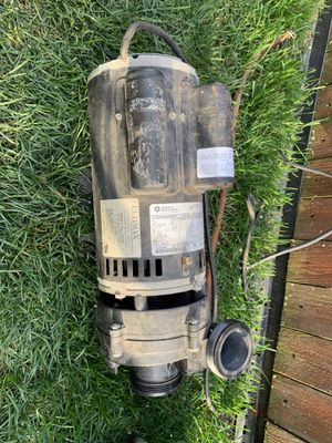 Current Version ULTIMAX Model: 1016174 Sta Rite HOT TUB SPA PUMP 230 VOLT 2 SPEED 60HZ HP: 6.0 BHP for Sale in Worth, IL