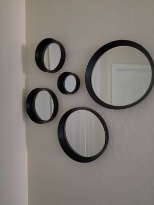 Circular Mirror Wall Decor for Sale in Chandler, AZ