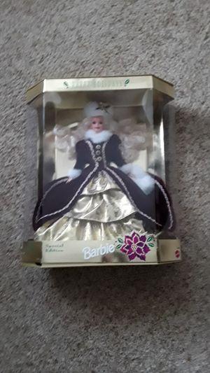 Happy Holidays Barbie NIB 1996 for Sale in Lynnwood, WA