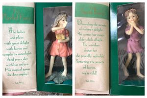 14 Dezin Fairy Collection Figurines. Mint condition for Sale in Butler, NJ