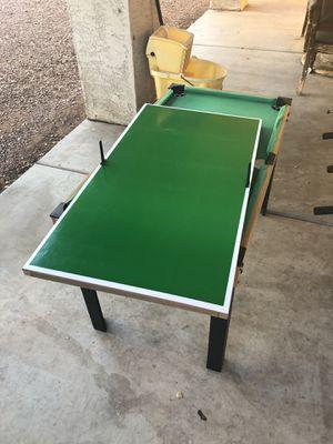 10 in 1 game board for Sale in Phoenix, AZ