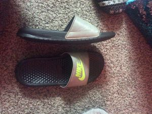 Nike slides for Sale in Newport, KY