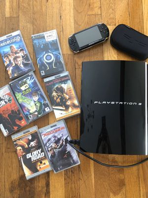 PlayStation 3 & psp for Sale in Providence, RI