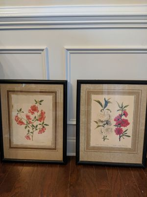 Framed artwork for Sale in Cary, NC