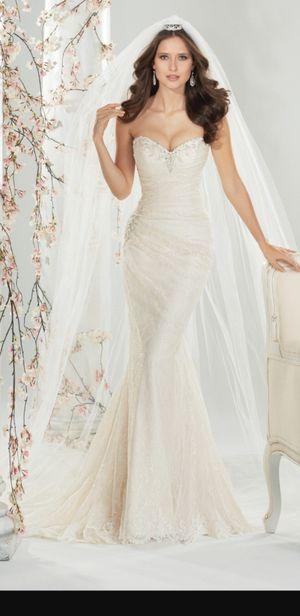 Sofia Tolli Wedding Dress for Sale in Smithfield, NC