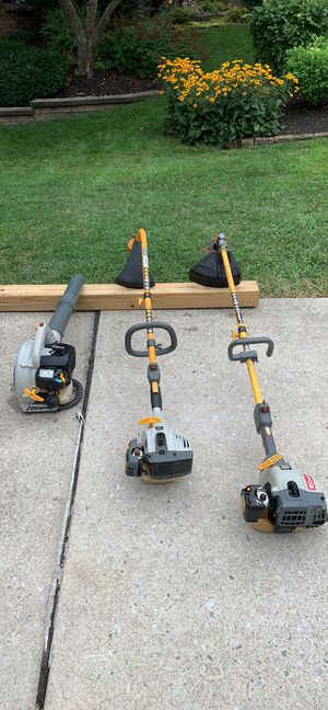 Ryobi Lot - 2 weed eater and one leaf blower for Sale in New Cumberland, PA