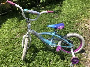 Kids Frozen Bike for Sale in Miami, FL