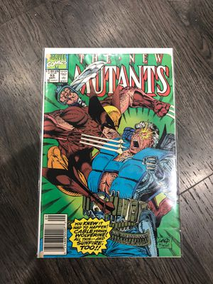 Marvel comic for Sale in Auburndale, FL