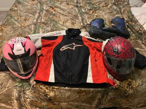Motorcycle Gear for Sale in New Braunfels, TX