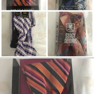 Stacy Adams Bow Tie Set for Sale in Severn, MD