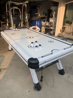 MD Sports Air Hockey Table like new for Sale in Chino Hills, CA
