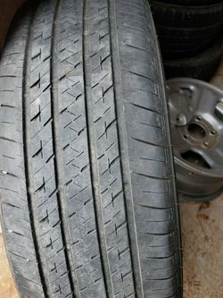 Bridgstone Tires With Rims For A Jeep Grand Cherokee for Sale in Shipman,  VA