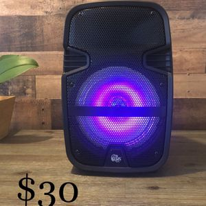 "8"" Bluetooth Wireless Rechargeable Speaker KEUS for Sale in Montebello, CA"