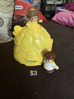 Princess little people toy for Sale in Moseley, VA
