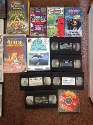 VHS Tapes Classics / EACH / Description for Sale in Vista, CA