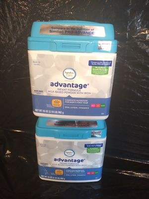 Advantage infant formula for Sale in Tacoma, WA