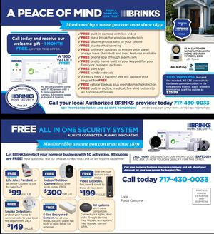 FREE CAMERA FREE HOME SECURITY for Sale in Hilliard, OH