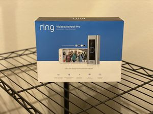 Ring Video Doorbell Pro for Sale in Whittier, CA