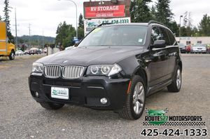 2007 BMW X3 for Sale in Bothell, WA