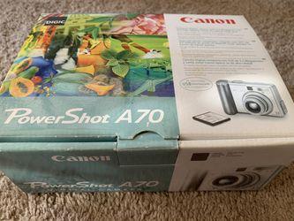 Canon Digital Camera for Sale in Oakley,  CA