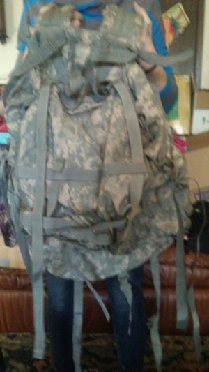ARMY MOLLE 2 DIGITAL RUCK SACK A MUST for Sale in Tacoma, WA