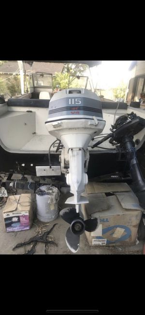 Jhonson 115 hp for Sale in Los Angeles, CA