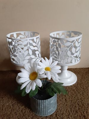 Candle holders, sleeves are removable for Sale in Chula Vista, CA