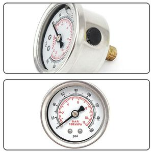 New Fuel Pressure Gauge Universal for Sale in Moreno Valley, CA
