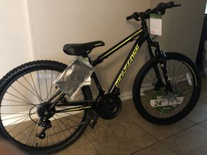 New 24 inch Mongoose bike for Sale in McKinney, TX