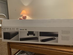 Bose sound touch 300 sound bar and 700 subwoofer for Sale in Edgemoor, DE