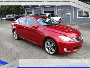 2010 Lexus IS 250 for Sale in Lynnwood, WA