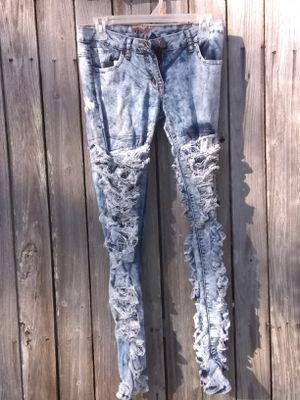 7/8 Rip Jeans for Sale in McRae, GA