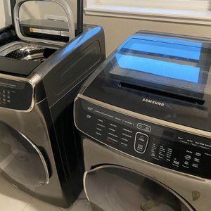 Samsung Smart Washer And Dryer for Sale in Bradenton, FL