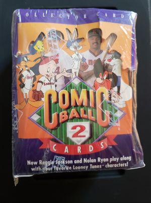 Upper Deck Comic Ball 2 Collector Baseball Cards for Sale in Phoenix, AZ