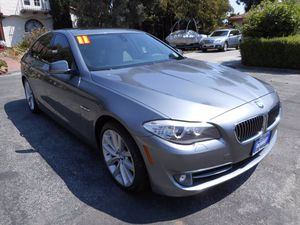 2011 BMW 5 Series for Sale in San Jose, CA