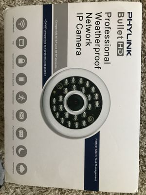 outdoor camera for Sale in Durham, NC