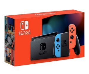 Brand new Nintendo Switch Neon for Sale in Arlington, TX