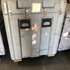 Extra Large Heavy Plastic Moving And Storage Container for Sale in Henderson, NV