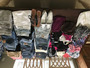 Women's clothing jeans shirts dresses and shirts for Sale in Cape Coral, FL