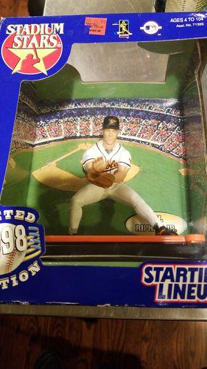 1998 Cal Ripken Jr Starting Lineup Figure Stadium Stars Baltimore Orioles for Sale in Gig Harbor, WA