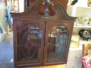 Antique wall cabinet 31 wide by 36 tall for Sale in Pinellas Park, FL